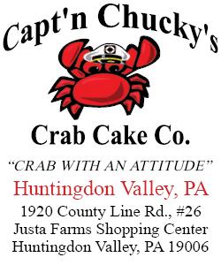 Captn Chuckys Crab Cake Co Huntingdon Valley