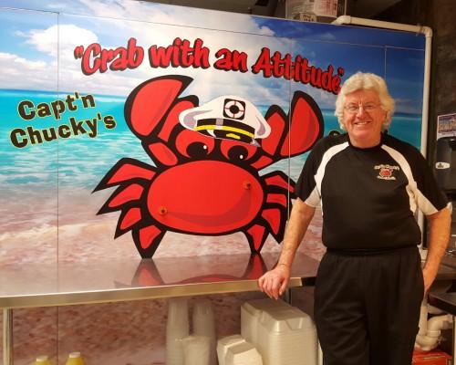 Chuck Westtown amish market