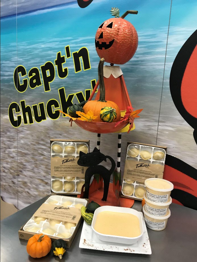 pumpkin captn chuckys