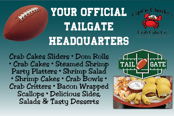 tailgate parties west chester