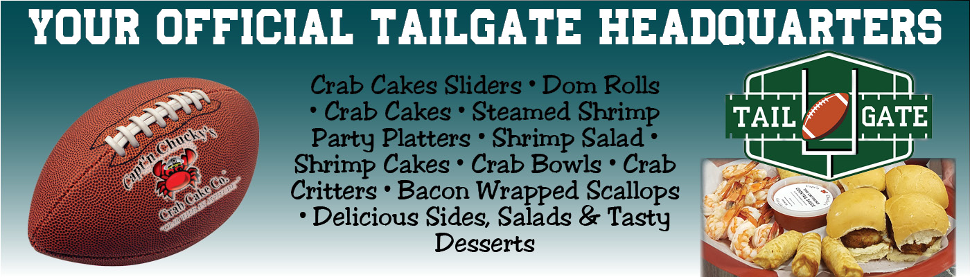 tail gate party meals