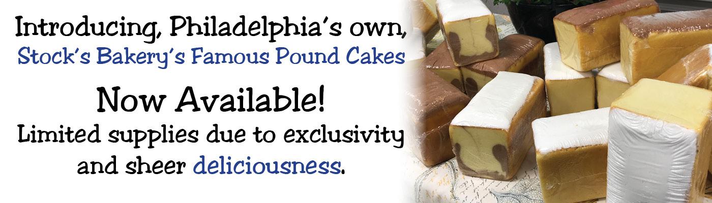 stocks bakery pound cakes