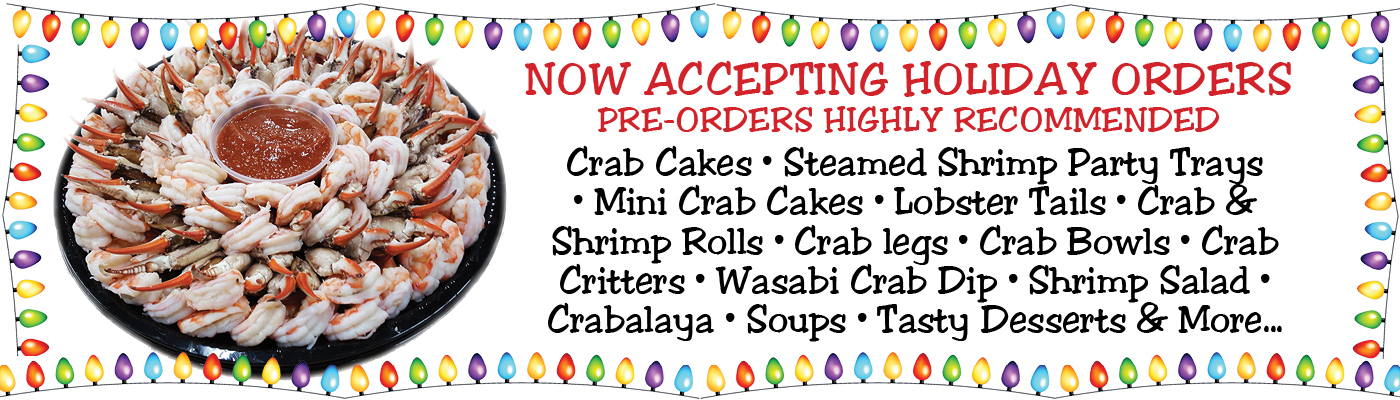 holiday seafood orders westtown pa